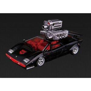 100% Authentic Takara Masterpiece MP-12G Lambor Black SIDESWIPE G2 (USA Seller)