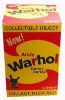 Warhol Mini Dunny Series Blind Box by Andy Warhol x Kidrobot - One Blind Box