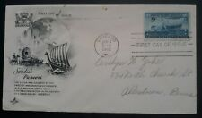 USA  First day Cover issue 1948*.
