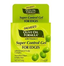 Palmer's Olive Oil Formula With Vitamin E Super Control Gel For Edge (64g)