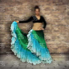 Exclusive 25 Yard Skirt Gypsy Tribal ATS Bellydance Cotton Costume