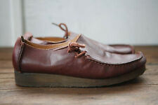 Clarks Originals Mens Wallabees Lugger US 10,5 UK9 28,5 cms, excellent condition