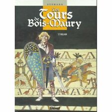BD - Les tours de Bois-Maury - T7 William - Hermann