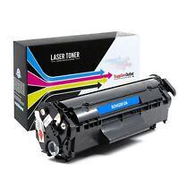 USA Advantage Compatible Toner Cartridge for HP 12A (Q2612A) (Black, 1 Pack)