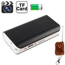 H264 2200mAh Power Bank Telecamera Nascosta Spy Camera DVR Con Telecomando