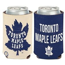 TORONTO MAPLE LEAFS VINTAGE ORIGINAL SIX KADDY KOOZIE CAN HOLDER NEW WINCRAFT