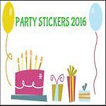 partystickers2016