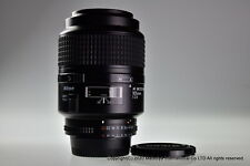 ** Near MINT ** NIKON AF MICRO NIKKOR 105mm f/2.8