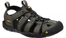 Keen Herren Trekking Sandalen, Trekkingsandalen CLEARWATER CNX Leather Gr: 45