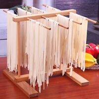 1x Collapsible Noodles Drying Holder Hanging Rack Pasta Drying Rack Dryer Stand!