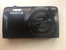 Fujifilm FinePix T500 Digital Camera - Black and Protective Case