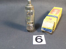 PHILIPS/EY802 (6)vintage valve tube amplifier/NOS