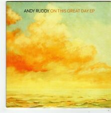 (FG157) Andy Ruddy, On This Great Day EP - 2014 DJ CD