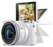 SAMSUNG NX3000 KIT+16-50MM F3.5-5.6 OIS OBJEKTIV WEISS WHITE SYSTEMKAMERA *NEU!