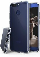 For Huawei Honor 8 Pro / Honor V9 | Ringke [FUSION] Clear Shockproof Case Cover