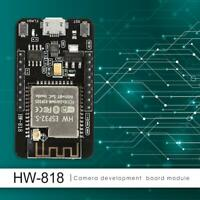 ESP32-CAM-CH340 USB Serial to Bluetooth and WIFI Camera Development Board Set
