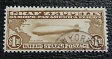 nystamps US Air Mail Stamp # C14 Used $375