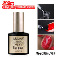 Nail Gel Polish Burst Magic Remover Soak Off Nail Gel Polish Delete Primer 8ML