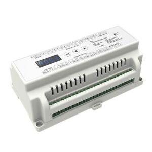 24 Channel DMX Decoder DC6-24V input 3A CV 24CH output  UK Seller