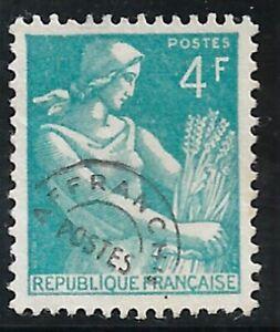 Timbre France Poste Pré-oblitérés  N°106