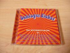 Doppel CD Schlagerfieber: Michael Holm Dschinghis Khan NIna & Mike Paola Gitte