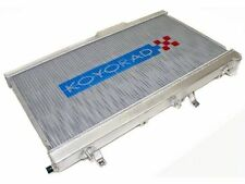 KOYO N-FLO DUAL PASS RACING ALUMINUM RADIATOR FOR 95-98 NISSAN 240SX S14 SR20DET