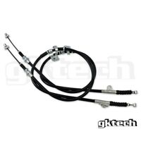 GKTECH S13 Silvia/180sx Replacement Handbrake Cables (Pair)