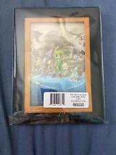 RARE Legend Of Zelda Collectible Cel Art 726 OF 1000!!!
