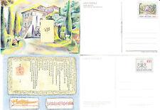 Vatican  Jean Paul II  FDC&/or max card  div lot  477
