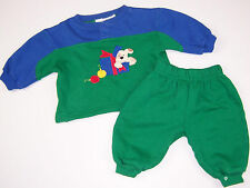 Boys Fun Years 2 Piece Christmas Outfit Size 6 9 Months