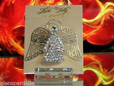 NEW KIRKS FOLLY HEAVENLY ANGEL Austrian Crystal Aurora Borealis stones pin