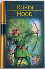 """""""ROBIN HOOD"""", a new adaptation by Archie Oliver, HC"""