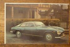 FOTO LANCIA FLAMINIA SUPER SPORT 3C ZAGATO   -  1964 N