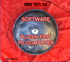 Hang VSTI 4.0 plugin virtual  instrument for PC based on Hang PanArt Drum sounds