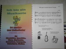 Noten - 30 Kinderlieder für Tenorhorn - zweistimmig