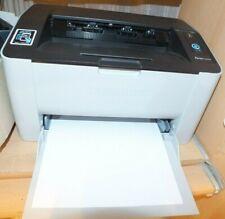 Samsung Xpress SL M2022W WIFI Laserdrucker Drucker Bluetooth Kabellos neuwertig