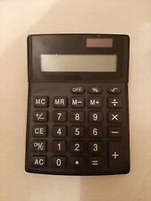 Black Basic Calculator