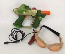 Green Lazer Tag Team Ops Laser 2004 Tiger Electronics Replacement Gun Glasses