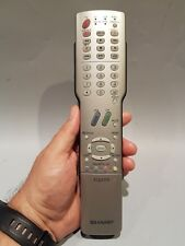 Sharp Aquos GA384WJSA LCD TV Remote Control OEM