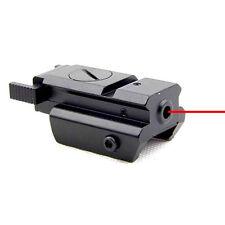 Red Dot Laser sight picatinny Weaver rail Mount 20mm For Pistol Gun Compact hunt