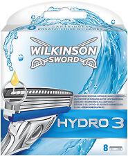 24 Wilkinson Hydro 3 Rasierklingen
