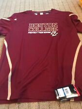 Under Armour Boston College Protect This House Short Sleeve NWT. Size XL