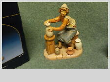"""Roman Fontanini Heirloom Collection Nativity 7.5"""" Andrew The Potter 52823"""