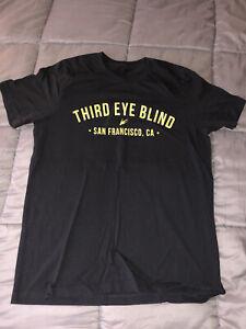 Third Eye Blind 2016 Tour Shirt Size Large