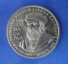 PORTUGAL 200 Escudos Gedenkmünzen 1998 KM#709  VASCO DA GAMA
