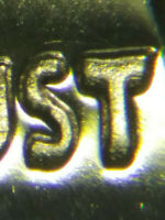 1968S Proof High Grade Roosevelt dime CONECA DDO-004 Doubled die Obverse