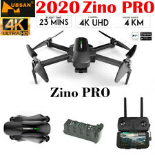 Hubsan Zino PRO Quadcopter Drone 4K Camera GPS 5G FPV Waypoint 3Gimbal+Battery
