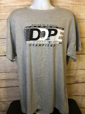 Dope XXL Grey Mens TShirt Excellent Condition