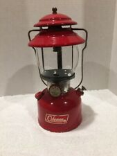 Coleman 200a Lantern 12/68. Excellent Condition Awesome Patent Pending Logo