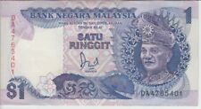MALAYSIA BANKNOTE P27a 1 RINGGIT, UNC